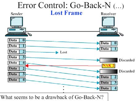 Error Control 5